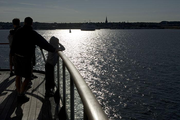 Ferry to Denmark from Helsingborg